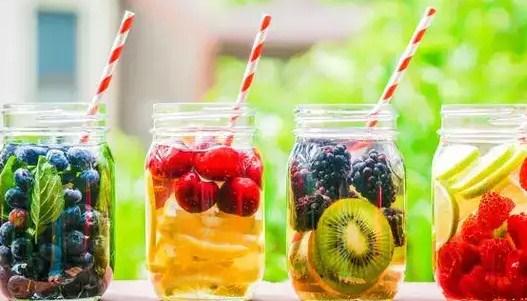 Cara Membuat Minuman Sassy Water