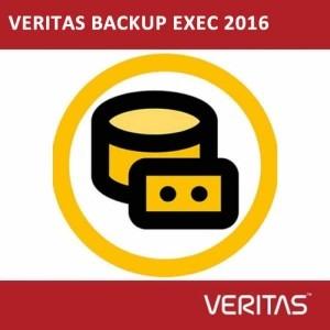 Backup Exec 2016