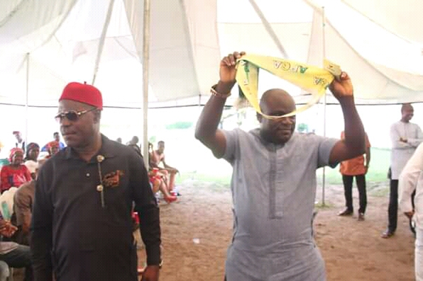 More Defections Hit APGA in Abia State, as over 300 Join PDP