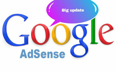Adsanse big update