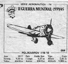 ... da colecção Aeronáutica das Pastilhas Gorila