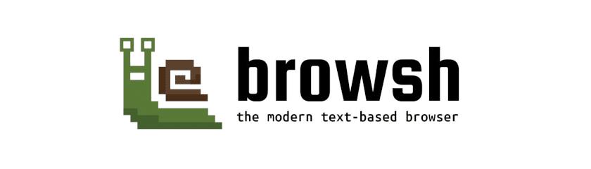 Browsh um navegador baseado em texto totalmente moderno