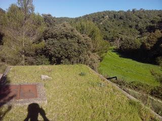 Fuente del Carasol, Montes de Zuera