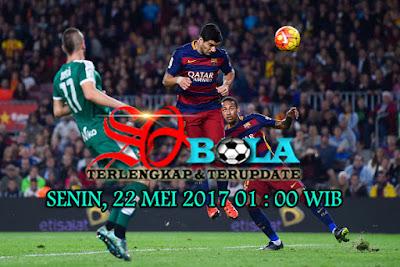 PREDIKSI BERCELONA VS EIBAR 22 MEI 2017