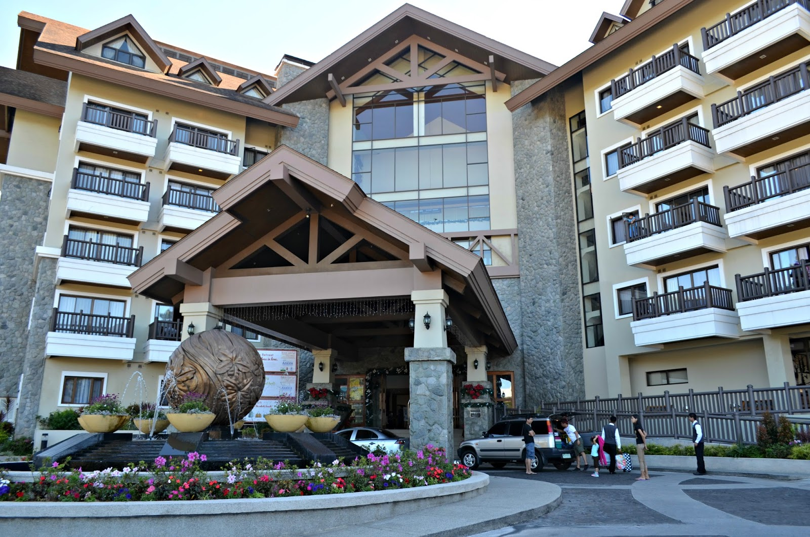 Azalea Hotels Residences In Baguio City Famous Vacation Hotel The Philippines