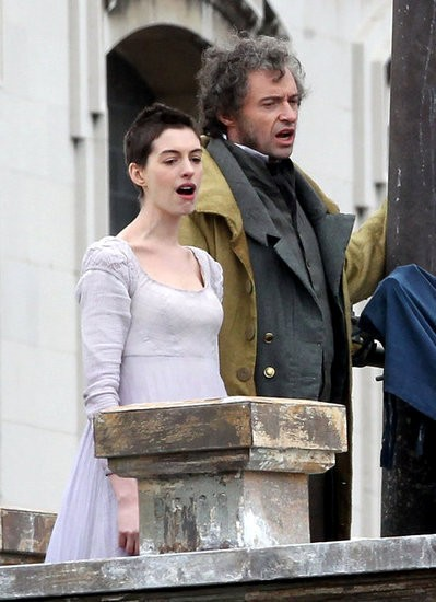 Jean Valjean and Fantine Can you hear the People sing? Les Miserables