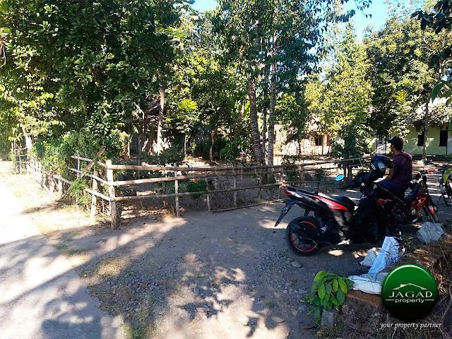 Tanah dan Rumah jalan Srandakan Km 18