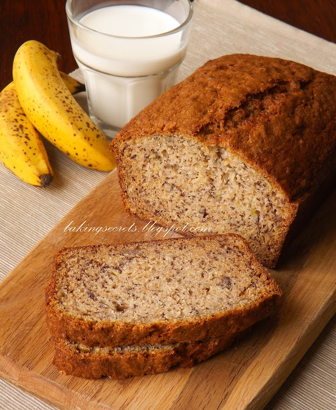 bananų duonos sveikatos širdies receptas)