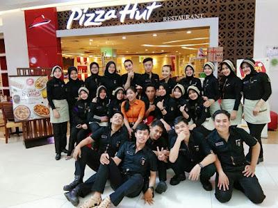 Contoh Surat Lamaran Pizza Hut Format Resmi Terbaru