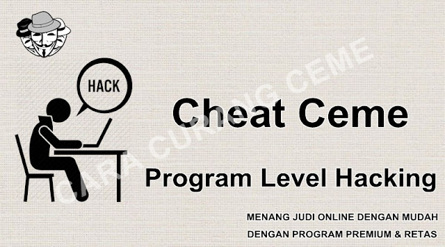 Cheat Ceme Program Level Hacking