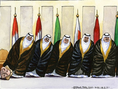 The Rentier State/Resource Curse narrative and the state of the Arabian Gulf
