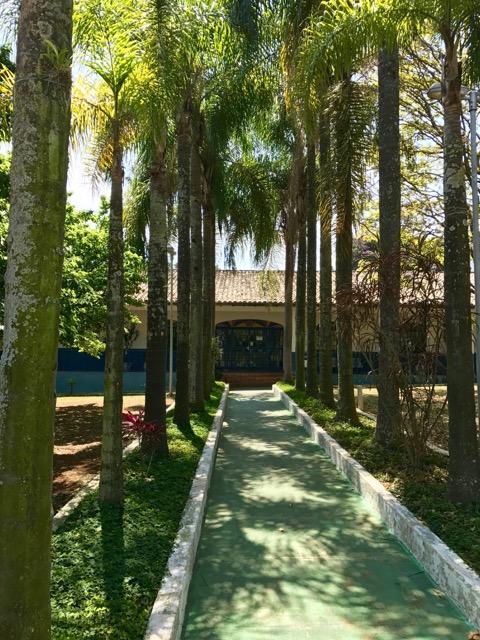 Parque CERET - Administração do parque