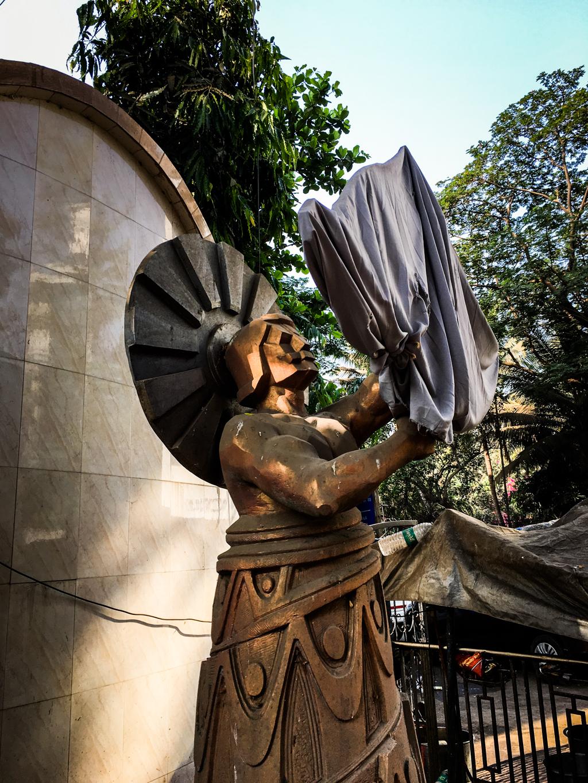 Statues in Mumbai