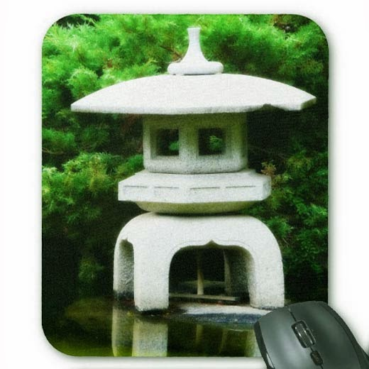 Japanese Style Garden Ornaments picture