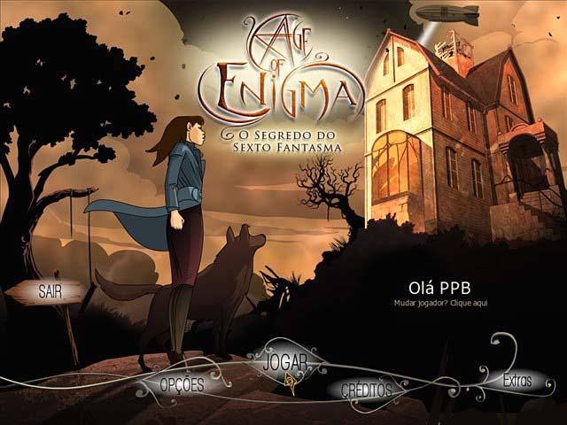 Age of Enigma - O Segredo do Sexto Fantasma