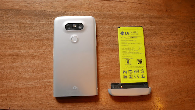 One Of two LG G5 Smartphones Giveaway