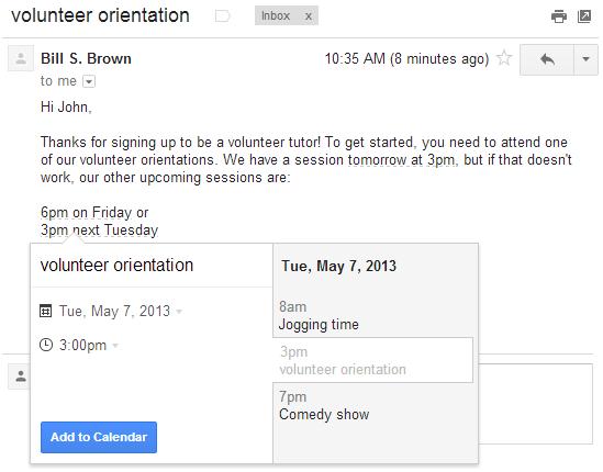 Google Calendar Create Event Via Email