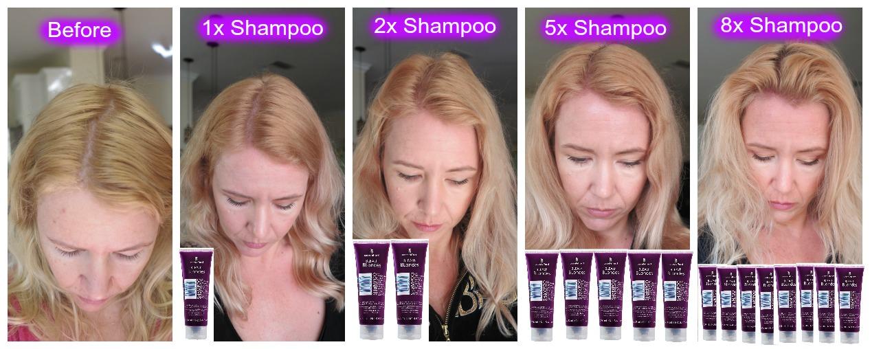 Lee Stafford Bleach Blondes Shampoo Review