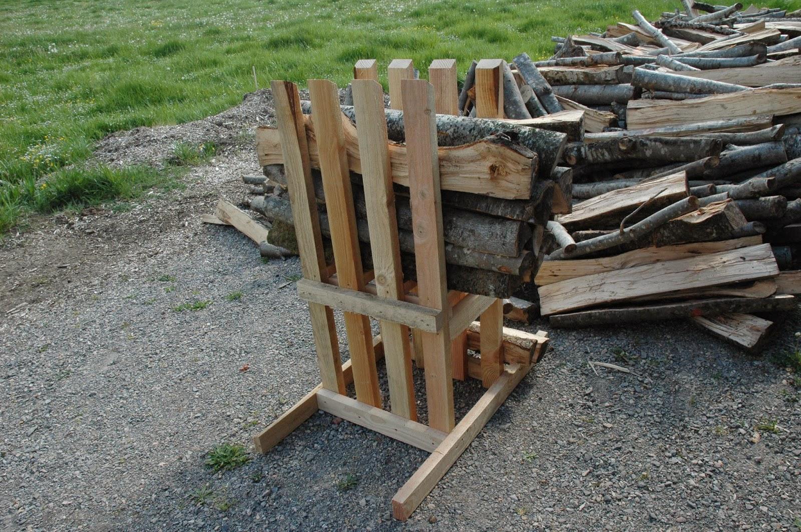 fabriquer une chevre pour couper le bois bande. Black Bedroom Furniture Sets. Home Design Ideas