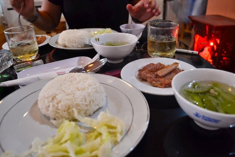 Ho Chi Minh, restaurant
