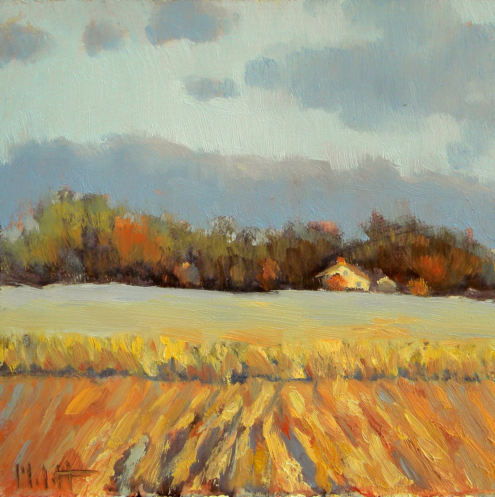 impressionism art landscape - photo #43