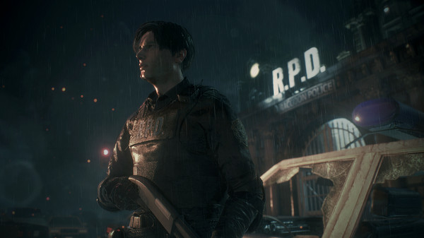 Resident Evil 2 Deluxe Edition 2019 PC Full Español