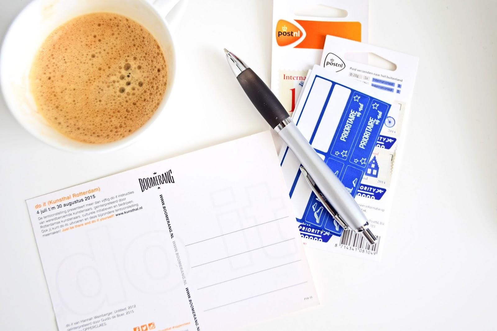 jak wysyłać pocztówki ze strony postcrossing?