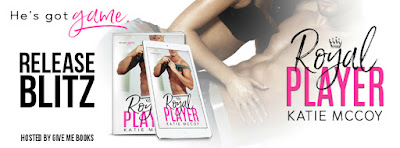Royal Player by Katie McCoy Release Review + Giveaway
