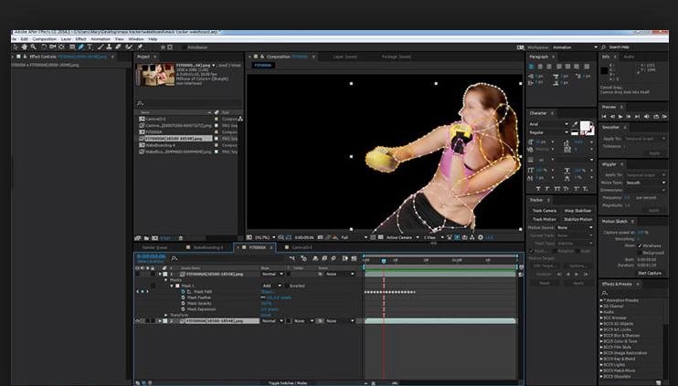 Adobe After Effects cc 2019 Full Registerd Version Free Download