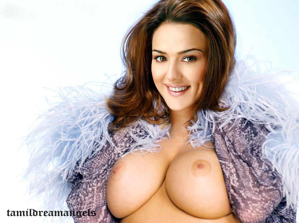 preity-zinta-pics-showing-her-boobs-cream