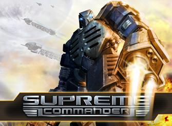 Supreme Commander [Full] [Español] [MEGA]