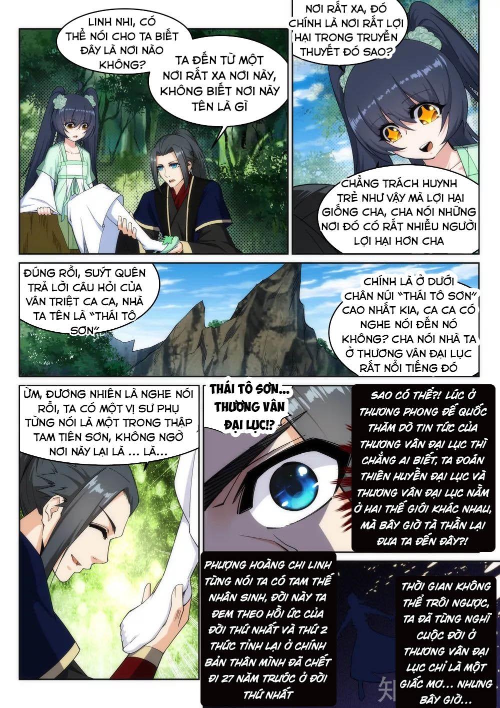 Nghịch Thiên Tà Thần Chapter 155 - Trang 4
