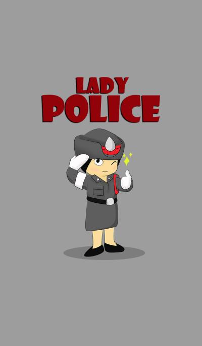 Lady Police So Fun