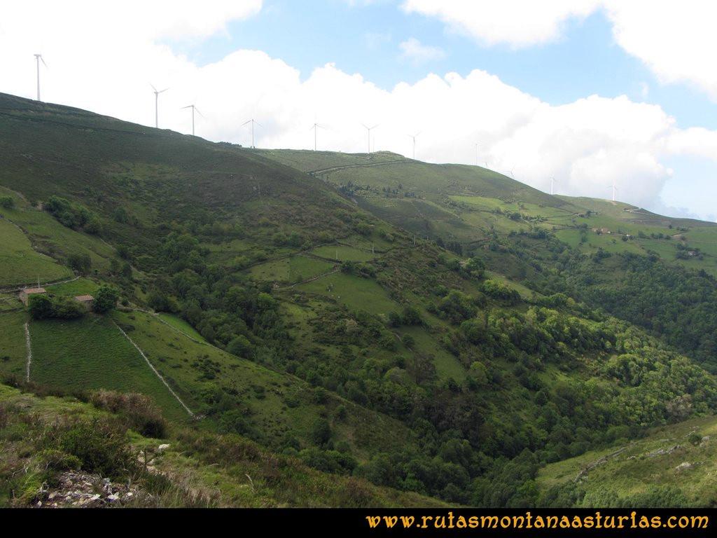 Ruta Llan de Cubel y Cueto: De Llendepín a Busfrío