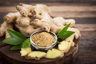 Health Benefits of Ginger for the Heart - Healthy T1ps