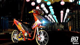 Download mod bike Beat FI Street Racing for GTA San Andreas