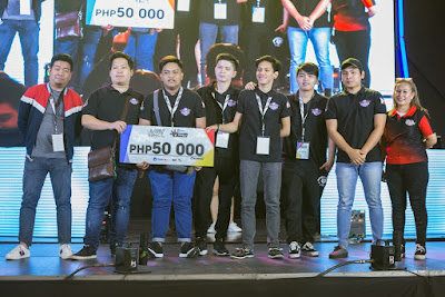 Grand Finals winners from different esports tournament including Arena of Valor Games : Globe PPGL Season 3 Grand Finals Winners bags over P400,000 Cash Prizes