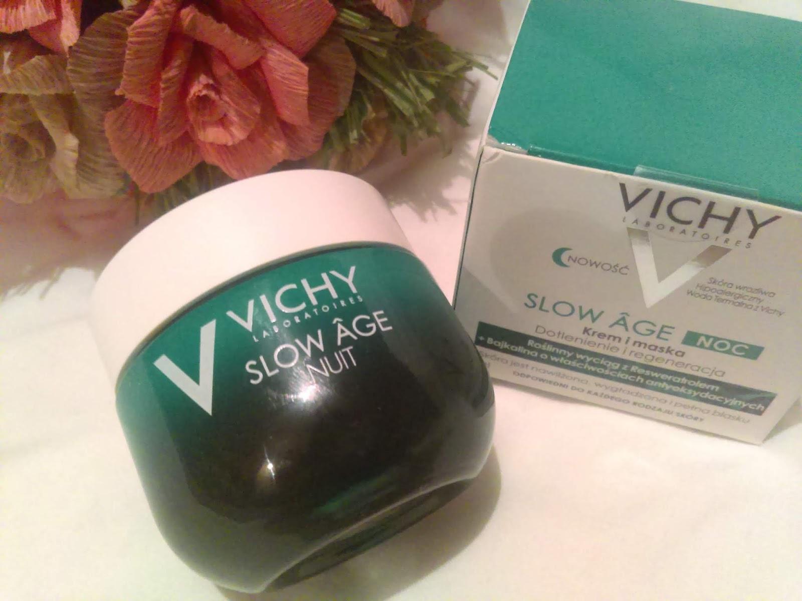 Krem maska Vichy Slow Age