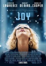 """Carátula del DVD: """"Joy"""""""