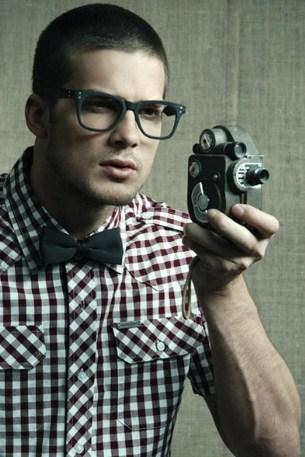 camera man gun fotografi