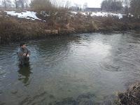 Flyfishing waders