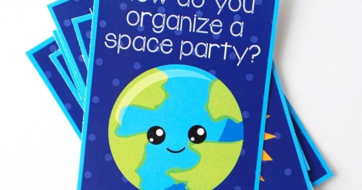 Free Printable Outer Space Jokes