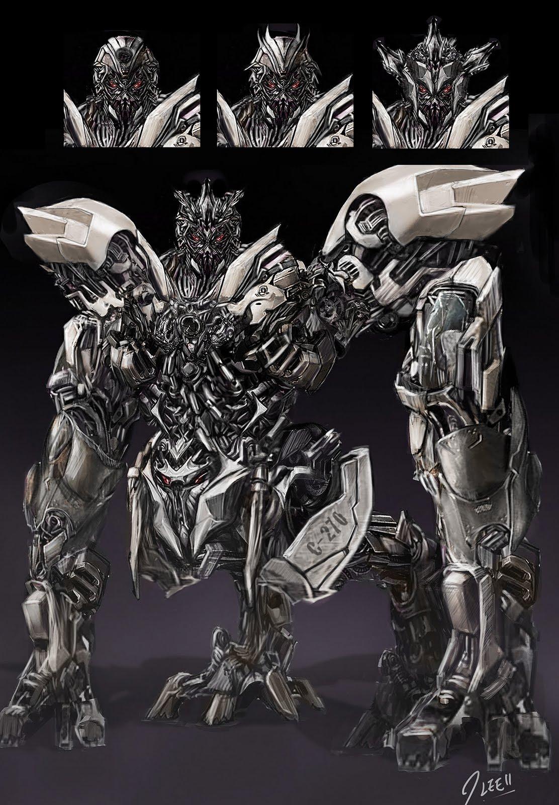 Image Gallery transformers 5 decepticons