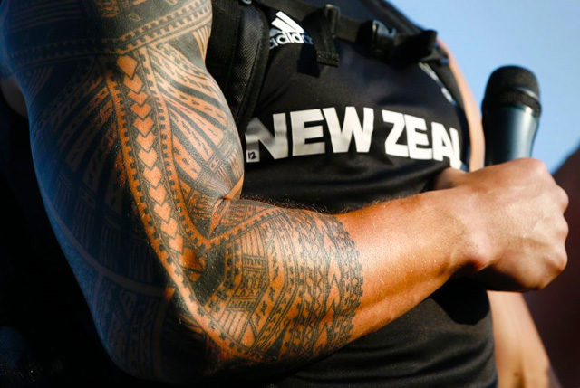 Sonny Bill Williams tatuaje