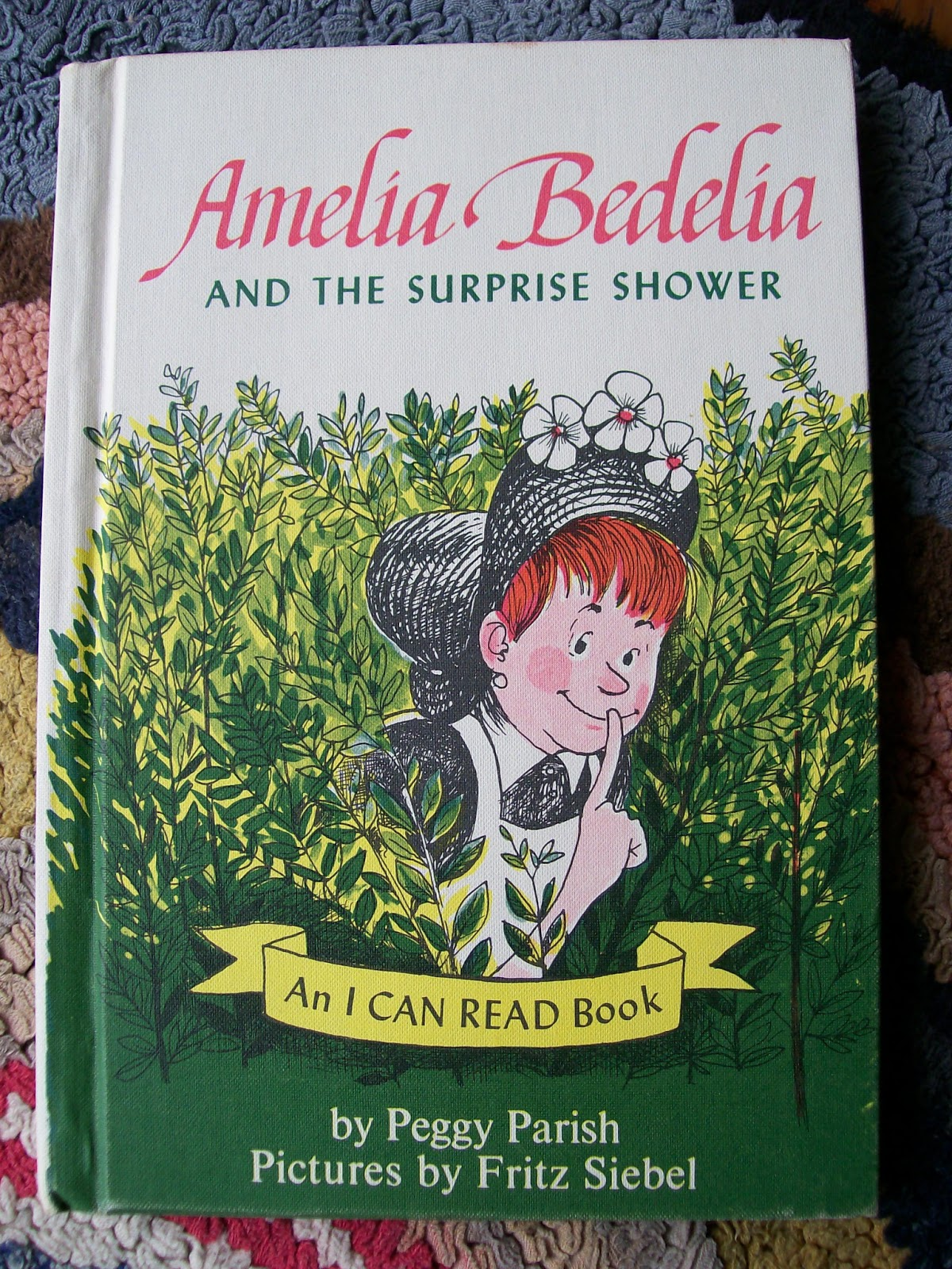 My Dusty Shelves Amelia Bedelia And The Surprise Shower