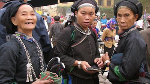 Some ethnic minorities in Ha Giang 2