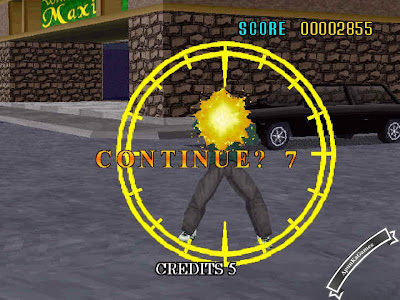 Virtua Cop 2 Screenshots