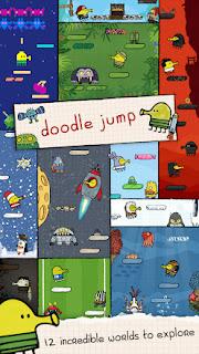 Doodle Jump Apk Mod Dinheiro Infinito