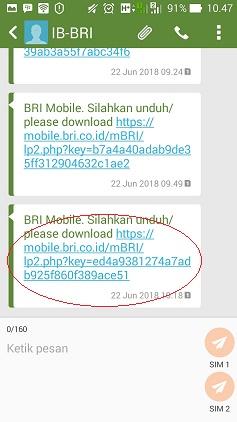 pada hari ini kali ini Nanda bagikan artikel bagaimana kita dapat mengunduh aplikasi BRI Tutorial Download Aplikasi BRI Mobile di Web Browser Android