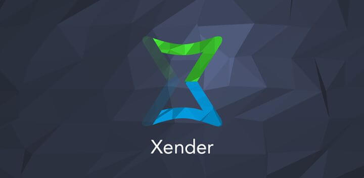 Share Any File With Xender